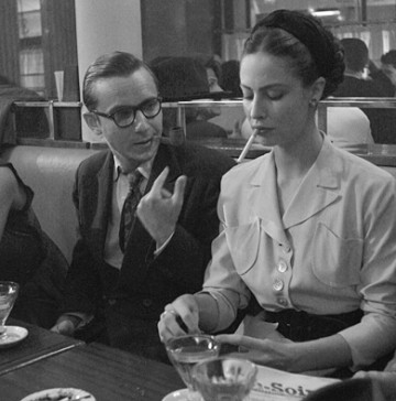 Jean-Paul Sartre og Simone de Beauvoir